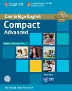 Cover-Bild zu May, Peter: Cambridge English. Compact Advanced Student's Book with Answers with CD-ROM
