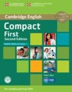 Cover-Bild zu May, Peter: Cambridge English. Compact First. Second Edition. Student's Book with Answers with CD-ROM