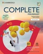 Cover-Bild zu May, Peter: Complete Preliminary Self Study Pack (SB w Answers w Online Practice and WB w Answers w Audio Download and Class Audio)