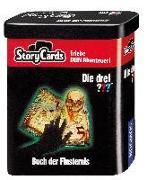 Cover-Bild zu Dittert, Christoph: Die drei ??? Storycards - Buch der Finsternis