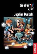Cover-Bild zu Dittert, Christoph: Die drei ??? Kids, Jagd im Dunkeln (drei Fragezeichen Kids) (eBook)