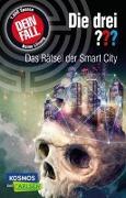 Cover-Bild zu Dittert, Christoph: Die drei ???: Dein Fall: Das Rätsel der Smart City. Eine spannende Detektivgeschichte zum Mitraten für Kinder ab 10