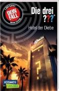 Cover-Bild zu Dittert, Christoph: Die drei ???: Dein Fall: Hotel der Diebe