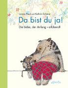Cover-Bild zu Pauli, Lorenz: Da bist du ja!