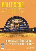 Cover-Bild zu Keller, Andrea: Demokratieförderung vs. Politische Bildung? (eBook)