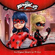 Cover-Bild zu Giersch, Marcus: Folge 9: Eine ebenbürtige Gegnerin / Ladybug in Nöten (Das Original-Hörspiel zur TV-Serie) (Audio Download)