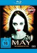 Cover-Bild zu Angela Bettis (Schausp.): May - Die Schneiderin des Todes (Blu-ray)