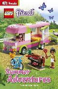 Cover-Bild zu Saunders, Catherine: LEGO Friends Summer Adventures