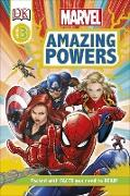 Cover-Bild zu Saunders, Catherine: Marvel Amazing Powers [RD3]