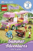 Cover-Bild zu Saunders, Catherine: DK Readers L3: LEGO Friends: Summer Adventures