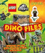 Cover-Bild zu Saunders, Catherine: LEGO Jurassic World The Dino Files