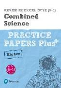 Cover-Bild zu Hoare, Stephen: REVISE Edexcel GCSE (9-1) Combined Science Higher Practice Papers Plus