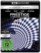Cover-Bild zu Rebecca Hall (Schausp.): Prestige: Die Meister der Magie