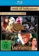 Cover-Bild zu David Bowie (Schausp.): BEST OF HOLLYWOOD - 2 Movie Collector's Pack 11