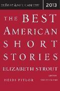 Cover-Bild zu Best American Short Stories 2013 (eBook) von Strout, Elizabeth
