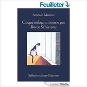 Cover-Bild zu Manzini, Antonio: Cinque indagini romane per Rocco Schiavone