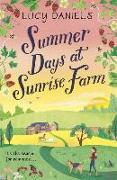 Cover-Bild zu Daniels, Lucy: Summer Days at Sunrise Farm
