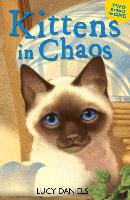 Cover-Bild zu Daniels, Lucy: Kittens in Chaos (eBook)