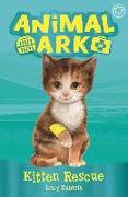 Cover-Bild zu Daniels, Lucy: Kitten Rescue (eBook)