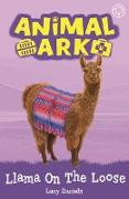 Cover-Bild zu Daniels, Lucy: Llama on the Loose (eBook)