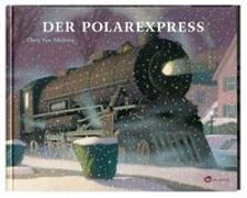 Cover-Bild zu Van Allsburg, Chris (Illustr.): Der Polarexpress