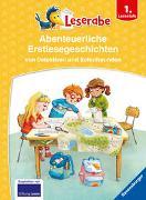 Cover-Bild zu Königsberg, Katja: Abenteuerliche Erstlesegeschichten von Detektiven und Schulfreunden
