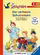 Cover-Bild zu Königsberg, Katja: Leserabe - Der verhexte Schulranzen