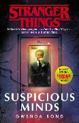 Cover-Bild zu Bond, Gwenda: Stranger Things: Suspicious Minds