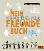 Cover-Bild zu Labor Ateliergemeinschaft: Mein Kinder Künstler Freundebuch