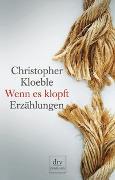 Cover-Bild zu Kloeble, Christopher: Wenn es klopft