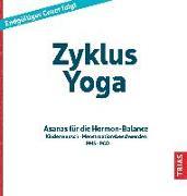 Cover-Bild zu Zyklus-Yoga (eBook) von Sperling, Silja