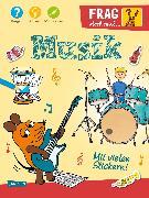 Cover-Bild zu Frag doch mal ... die Maus: Musik von Klose, Petra