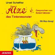 Cover-Bild zu Scheffler, Ursel: Ätze, das Tintenmonster (Audio Download)