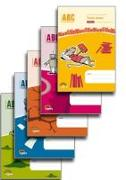 Cover-Bild zu Brinkmann, Erika: ABC Lernlandschaft 2+. Arbeitsheft. Standard-Paket
