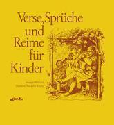 Cover-Bild zu Verse, Sprüche und Reime für Kinder