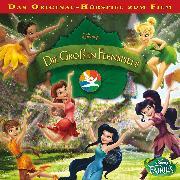 Cover-Bild zu Disney - Tinkerbell - Die großen Feenspiele (Audio Download) von Bingenheimer, Gabriele