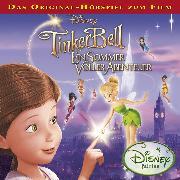 Cover-Bild zu Disney - Tinkerbell 3 - Ein Sommer voller Abenteuer (Audio Download) von Bingenheimer, Gabriele