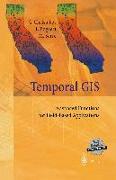 Cover-Bild zu Christakos, George: Temporal GIS