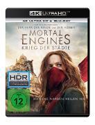 Cover-Bild zu Leila George (Schausp.): Mortal Engines Krieg der Stadte - 4K UHD // Replen