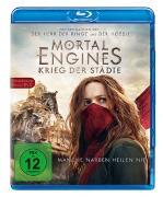 Cover-Bild zu Leila George (Schausp.): Mortal Engines - Blu-ray
