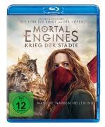 Cover-Bild zu Leila George (Schausp.): Mortal Engines Krieg der Stadte (1-Disc) - Blu-ray
