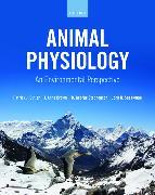 Cover-Bild zu Butler, Patrick: Animal Physiology: an environmental perspective