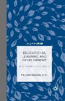 Cover-Bild zu Arden, Catherine H.: Educational Learning and Development (eBook)