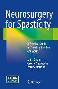 Cover-Bild zu Sindou, Marc: Neurosurgery for Spasticity (eBook)