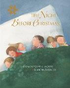 Cover-Bild zu The Night Before Christmas von Moore, Clemens