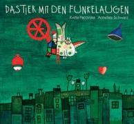 Cover-Bild zu Das Tier mit den Funkelaugen von Schwarz, Annelies