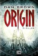 Cover-Bild zu Brown, Dan: Origin