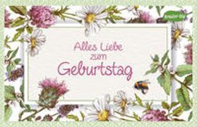Cover-Bild zu Engeln, Reinhard (Hrsg.): Alles Liebe zum Geburtstag