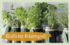 Cover-Bild zu Engeln, Reinhard (Hrsg.): Köstlicher Kräutergruß