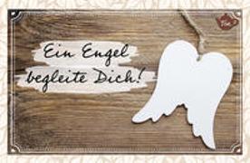 Cover-Bild zu Engeln, Reinhard (Hrsg.): Ein Engel begleite Dich!